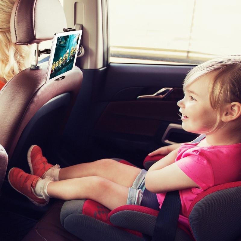 Автодержатель Baseus Back Seat Car Mount - Купить в Украине за 349 грн - изображение №3