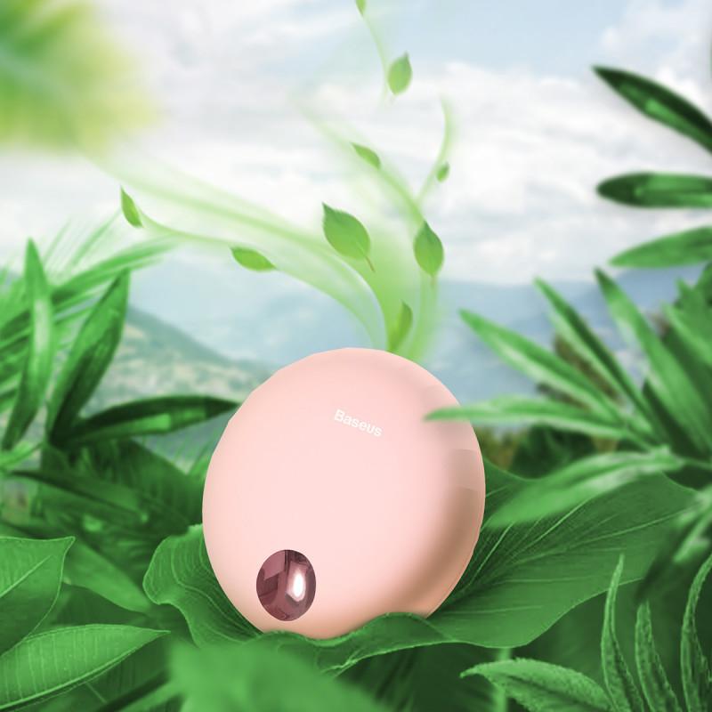 Ароматизатор Baseus Flower Shell Portable Diffuser - Купить в Украине за 299 грн - изображение №3