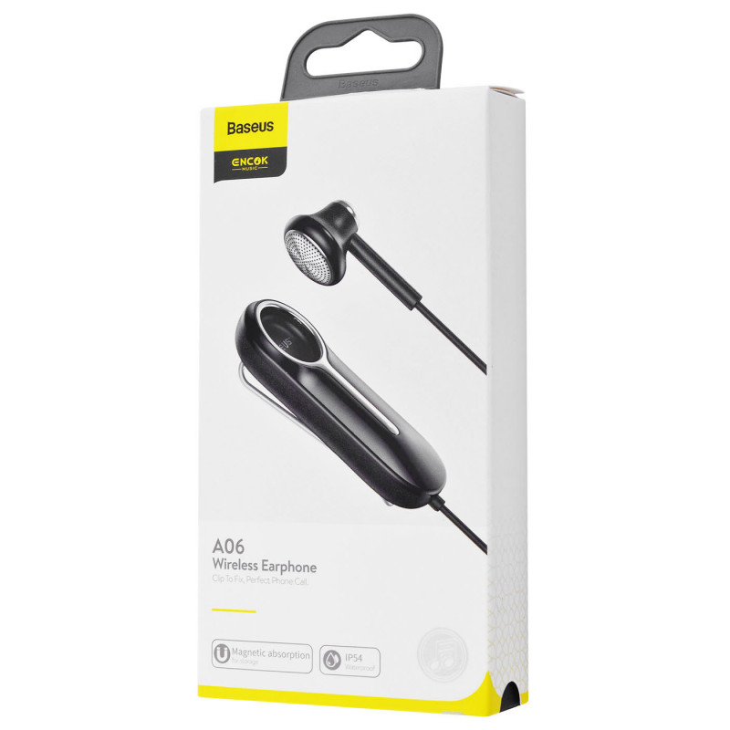 Наушники Baseus Encok Wireless Earphone A06 - Купить в Украине за 449 грн - изображение №2