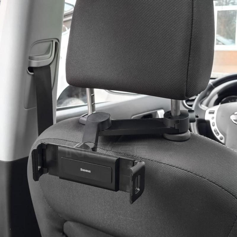 Автодержатель Baseus Fun Journey Backseat Lazy - Купить в Украине за 429 грн - изображение №4