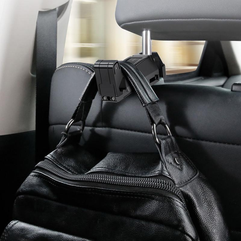 Автодержатель Baseus Backseat Vehicle Phone Hook - Купить в Украине за 219 грн - изображение №4