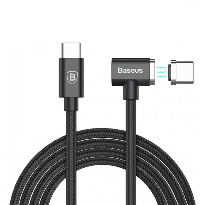 Кабель Baseus Magnet Type-C For Charge MacBook 86W 4.3A (1.5m) - Купить в Украине за 659 грн - изображение №4