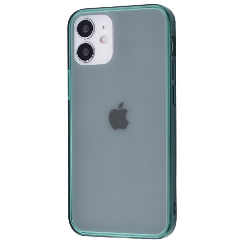 Baseus Frosted Glass Protective Case iPhone 12 mini - Купить в Украине за 629 грн - изображение №5