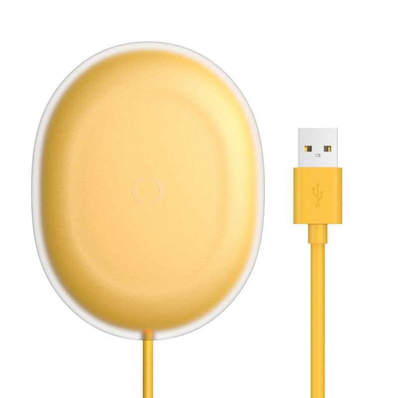 Беспроводное ЗУ Baseus Jelly 15W - Купить в Украине за 429 грн - изображение №12