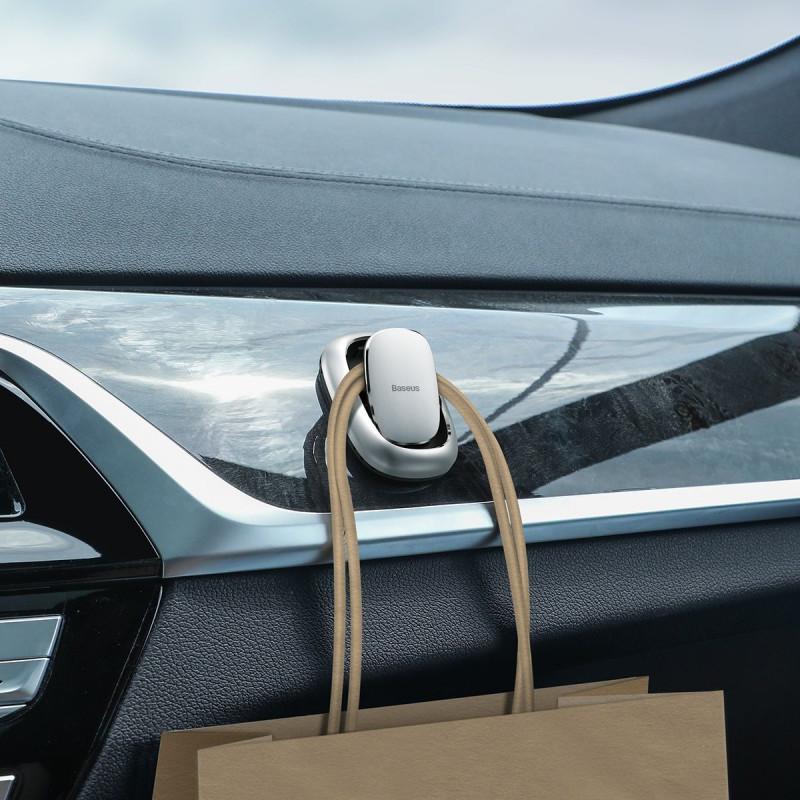 Крючок Baseus Beetle Vehicle Hook - Купить в Украине за 309 грн - изображение №3