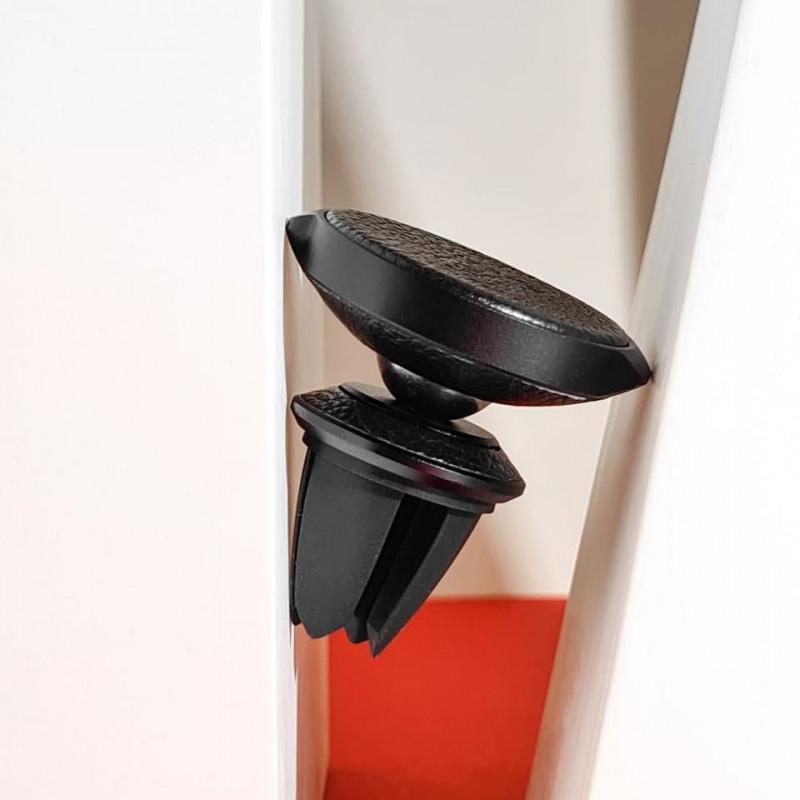Автодержатель Baseus Small Ears Series Magnetic Bracket Leather Air Outlet Type - Купить в Украине за 319 грн - изображение №7