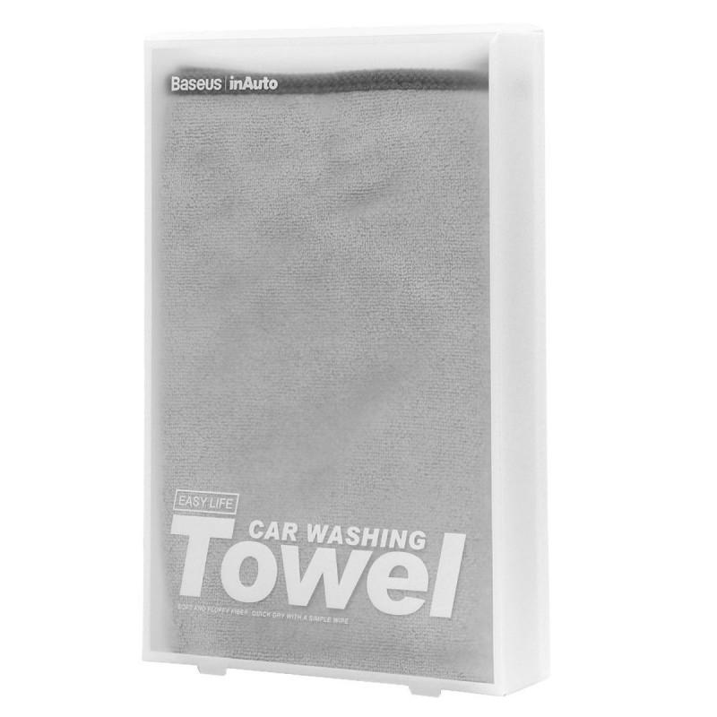 Микрофибра Baseus Easy life car washing towel (40*40cm) - Купить в Украине за 239 грн - изображение №2