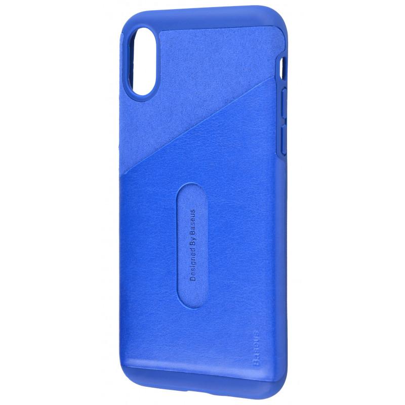 Baseus Card Pocket Case iPhone X - Купить в Украине за 231 грн