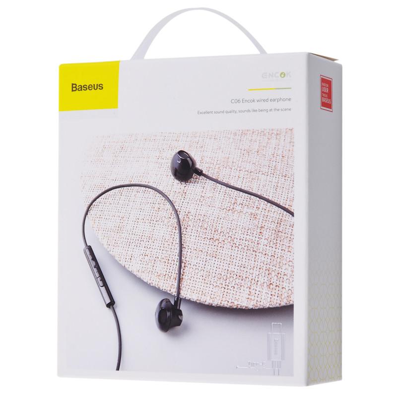 Наушники Baseus Encok C06 - Купить в Украине за 469 грн - изображение №2