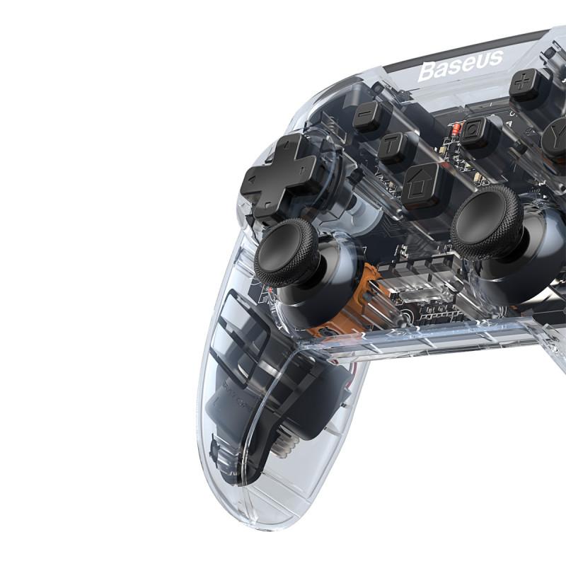 Игровой Контроллер Baseus SW Motion Sensing Vibrating Gamepad - Купить в Украине за 1019 грн - изображение №6