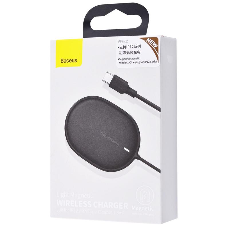 Беспроводное ЗУ Baseus Light Magnetic 15W - Купить в Украине за 719 грн - изображение №2