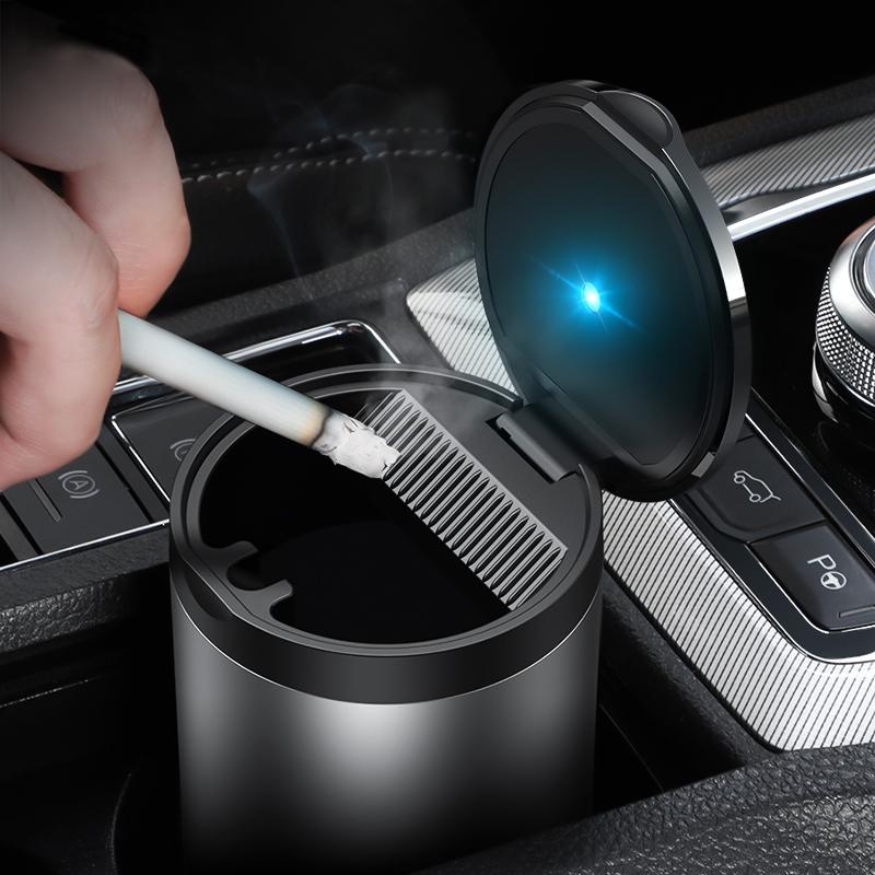 Автомобильная Пепельница Baseus Premium Car Ashtray - Купить в Украине за 429 грн - изображение №3
