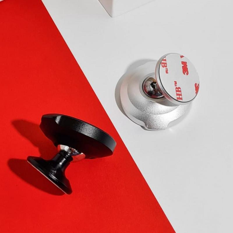 Автодержатель Baseus Small Ears Series Magnetic Suction Bracket Vertical Type - Купить в Украине за 269 грн - изображение №5