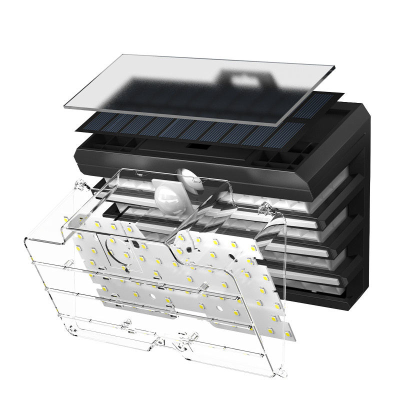 LED Лампа Baseus Energy Collection Series Solar Energy Human Body Induction - Купить в Украине за 699 грн - изображение №5