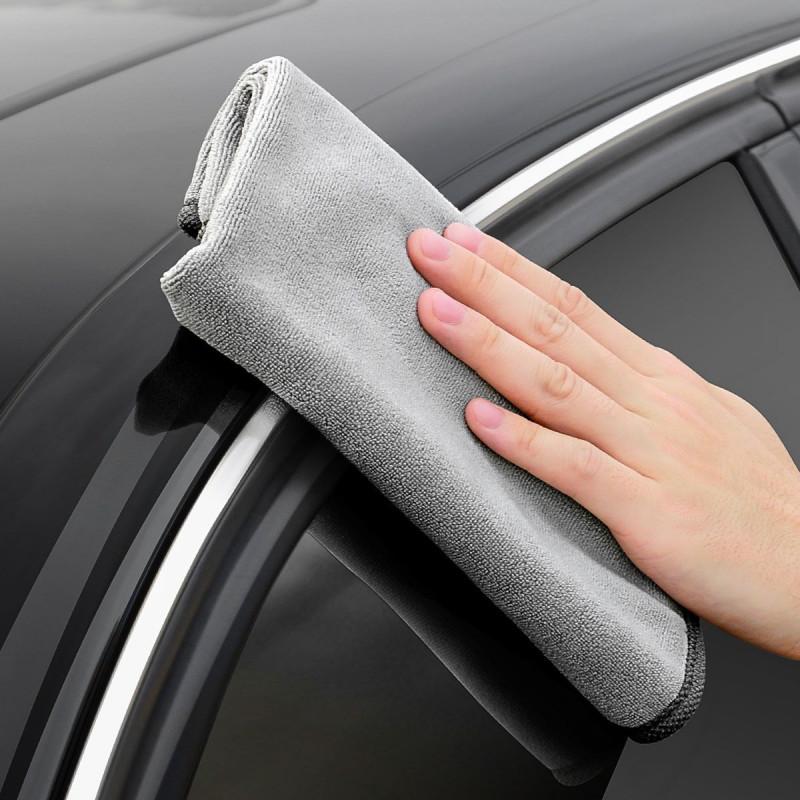 Микрофибра Baseus Easy life car washing towel (40*40cm) - Купить в Украине за 239 грн - изображение №3