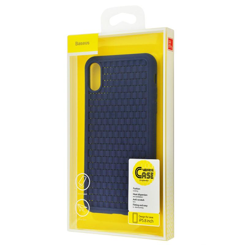Baseus BV Weaving case 2 Generation iPhone X/Xs - Купить в Украине за 297 грн - изображение №2