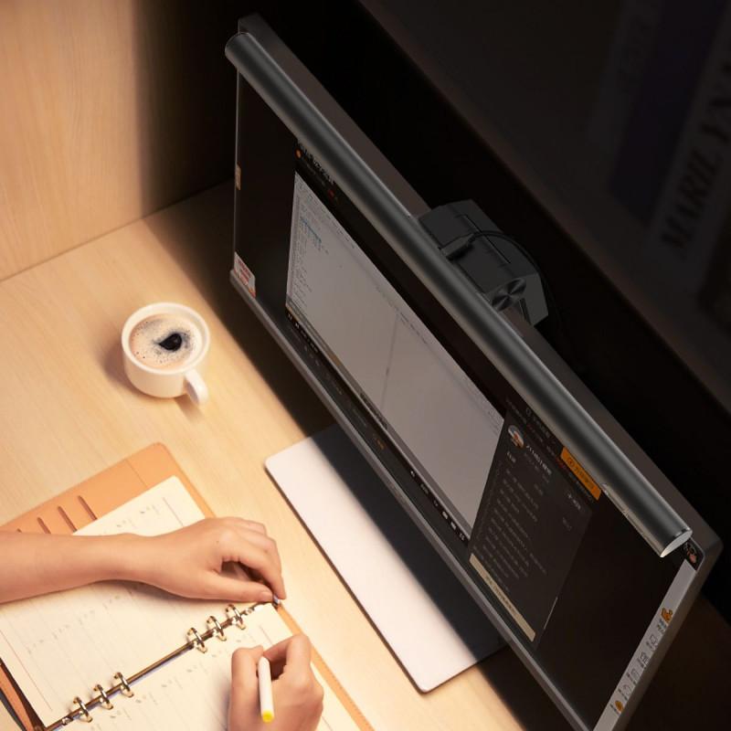 LED лампа Baseus I-Wok Stepless Dimming Screen Hanging (Youth) - Купить в Украине за 909 грн - изображение №4