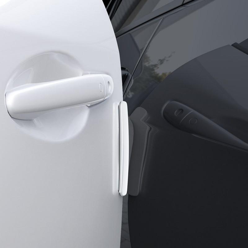 Защитные Полоски Для Автомобильных Дверей Baseus (4 шт.) - Купить в Украине за 309 грн - изображение №4