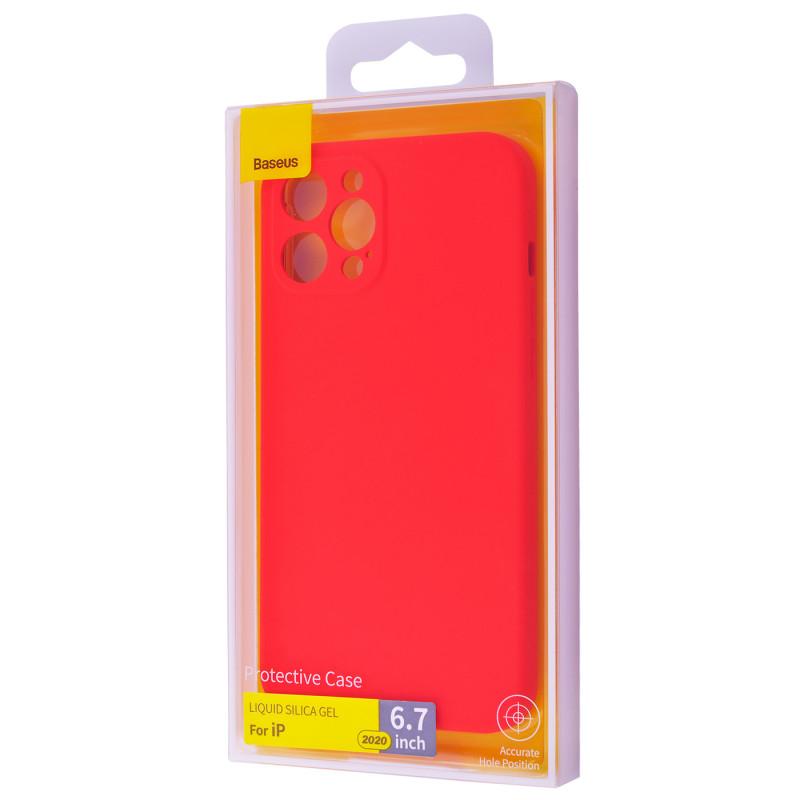 Baseus Liquid Silica Gel Protective Case iPhone 12 Pro - Купить в Украине за 399 грн - изображение №2
