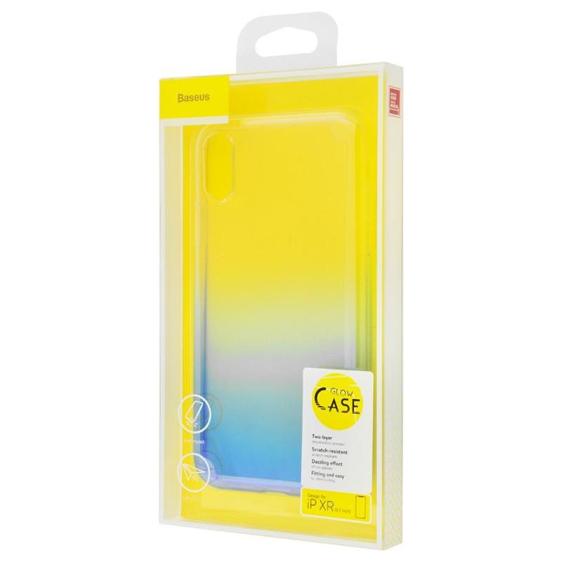 Baseus Glow Case (TPU) iPhone Xr - Купить в Украине за 297 грн - изображение №2