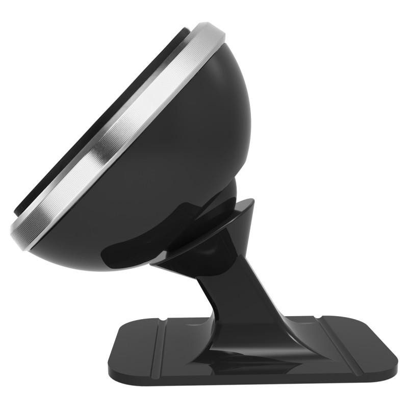 Автодержатель Baseus 360-degree Rotation Magnetic Mount Paste Type - Купить в Украине за 219 грн - изображение №6