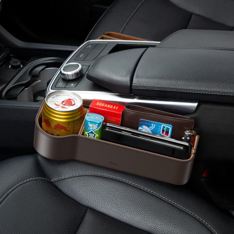 Автомобильный Органайзер Baseus Elegant Car Storage Box - Купить в Украине за 499 грн - изображение №3