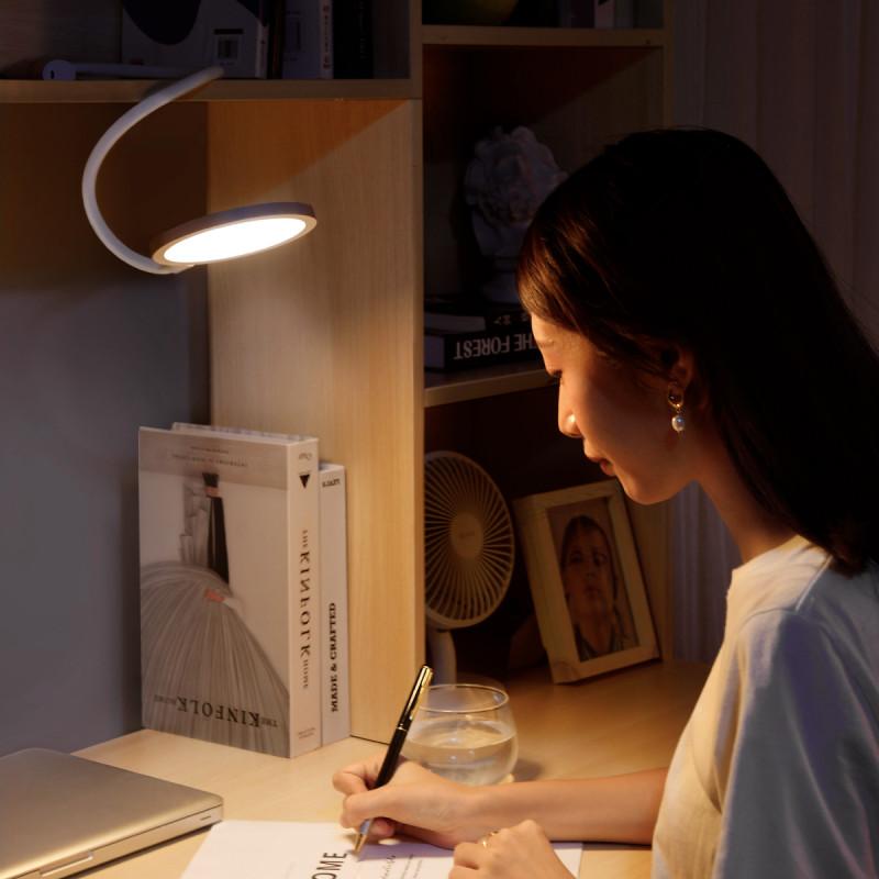 LED лампа Baseus Comfort Reading Hose Desk - Купить в Украине за 669 грн - изображение №4