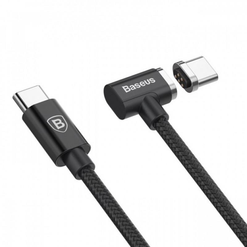 Кабель Baseus Magnet Type-C For Charge MacBook 86W 4.3A (1.5m) - Купить в Украине за 659 грн - изображение №5