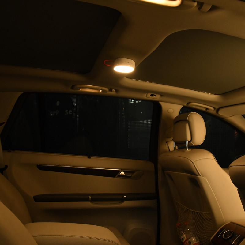 LED Лампа Baseus In-car Solar Reading - Купить в Украине за 809 грн - изображение №5