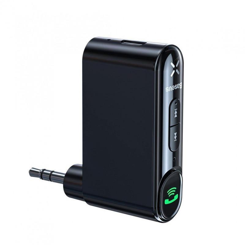 Адаптер AUX Baseus Qiyin Car Bluetooth Receiver - Купить в Украине за 379 грн