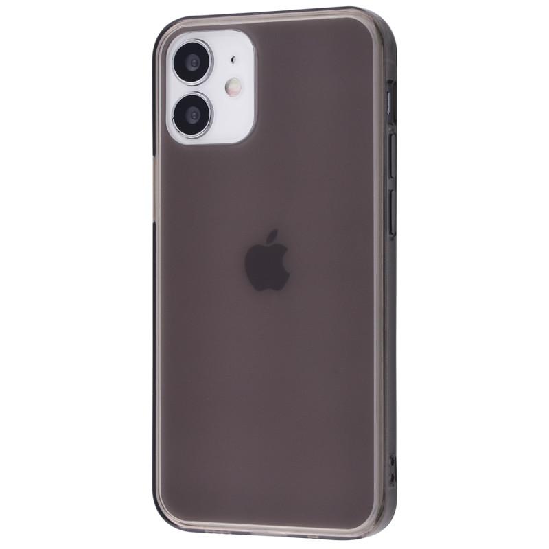 Baseus Frosted Glass Protective Case iPhone 12 mini - Купить в Украине за 629 грн - изображение №3