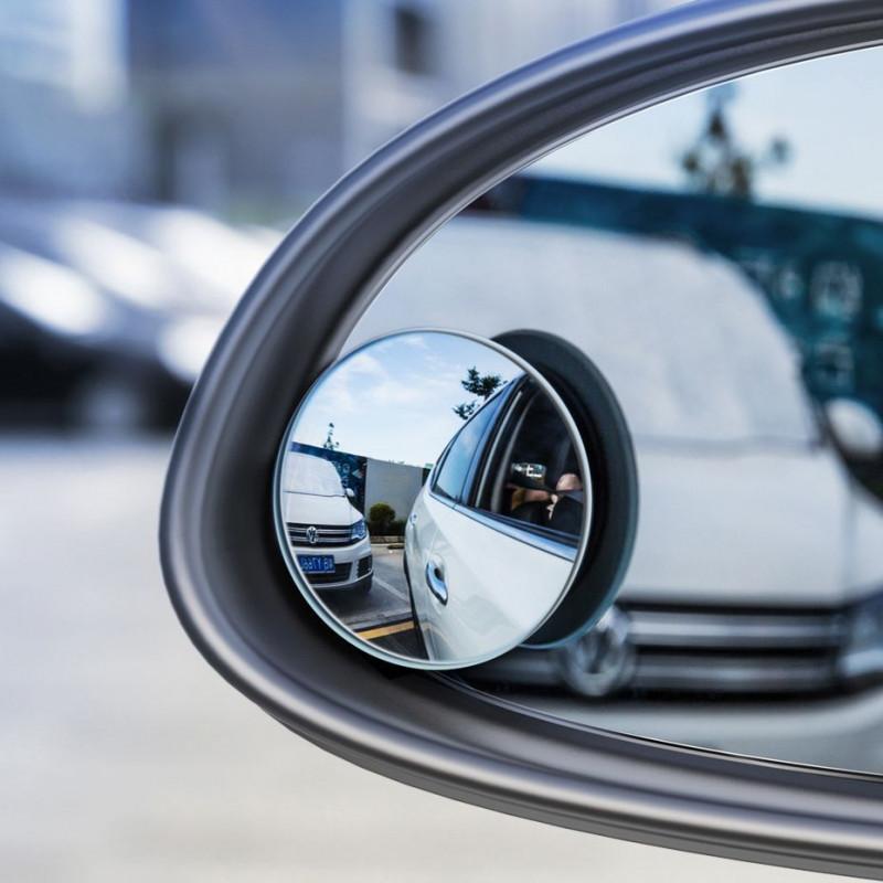 Автозеркало Baseus Full View - Купить в Украине за 209 грн - изображение №3