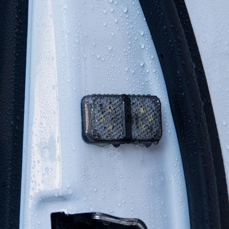 Дверная Автомобильная Лампа Baseus Warning Light (2pcs/pack) - Купить в Украине за 219 грн - изображение №3
