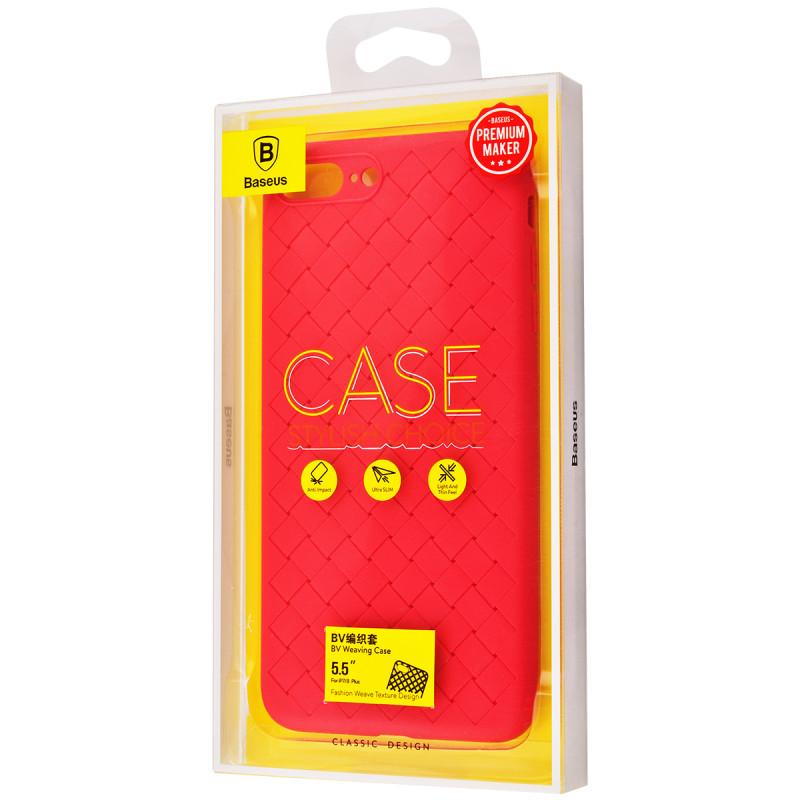 Baseus BV Weaving Case iPhone 7 Plus/8 Plus - Купить в Украине за 297 грн - изображение №2