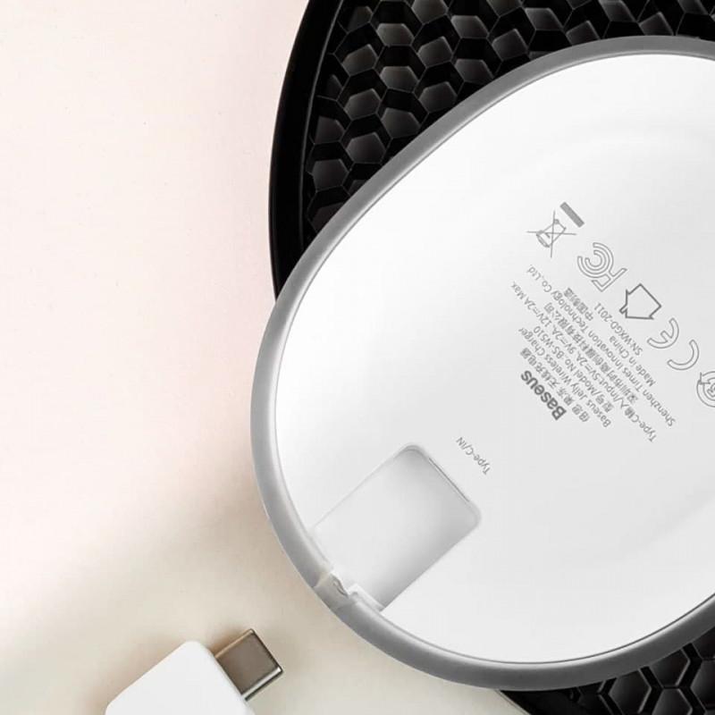 Беспроводное ЗУ Baseus Jelly 15W - Купить в Украине за 429 грн - изображение №4