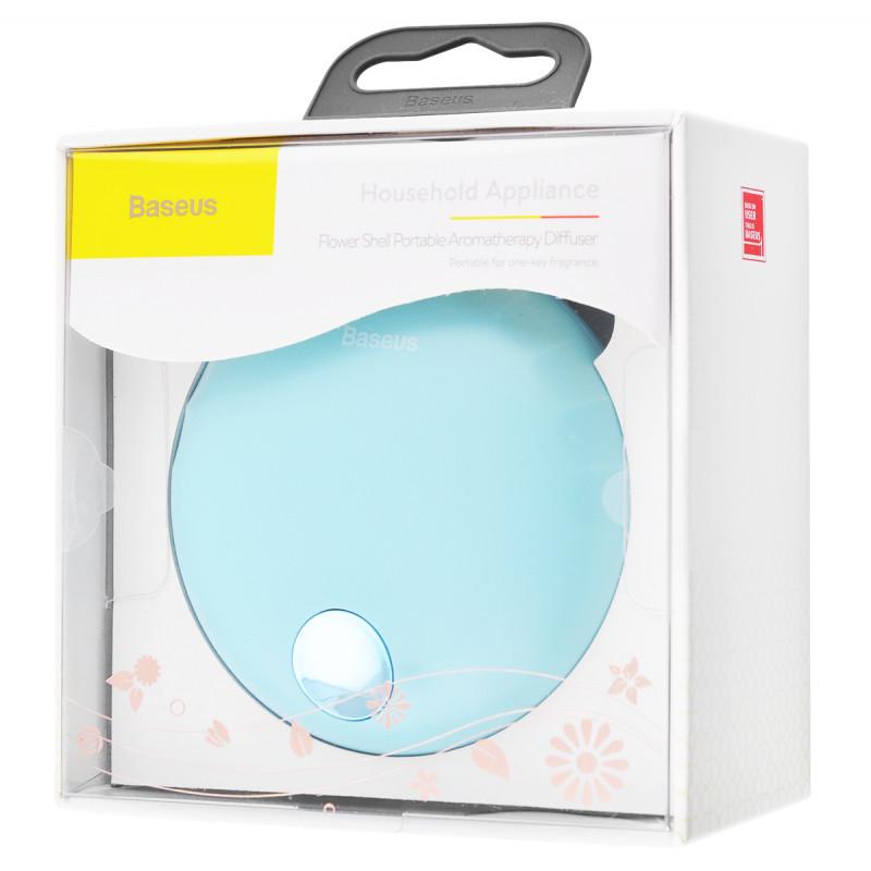 Ароматизатор Baseus Flower Shell Portable Diffuser - Купить в Украине за 299 грн - изображение №2