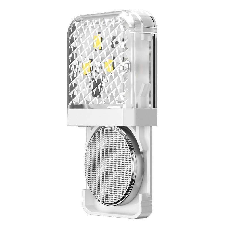 Дверная Автомобильная Лампа Baseus Warning Light (2pcs/pack) - Купить в Украине за 219 грн - изображение №5