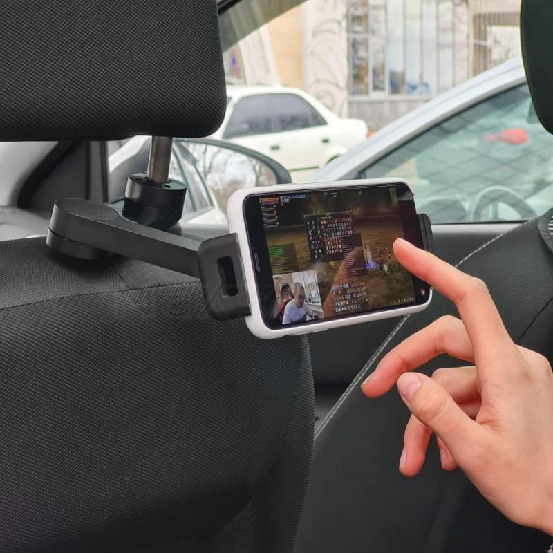 Автодержатель Baseus Fun Journey Backseat Lazy - Купить в Украине за 429 грн - изображение №3