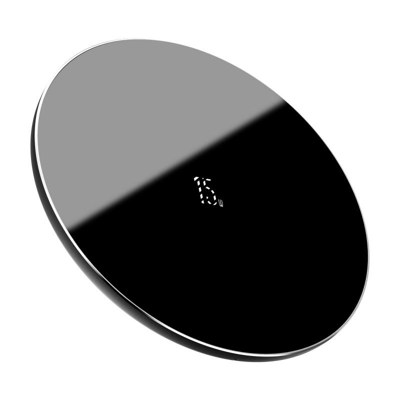 Беспроводное ЗУ Baseus Simple 15W (Type-C version) - Купить в Украине за 619 грн - изображение №7