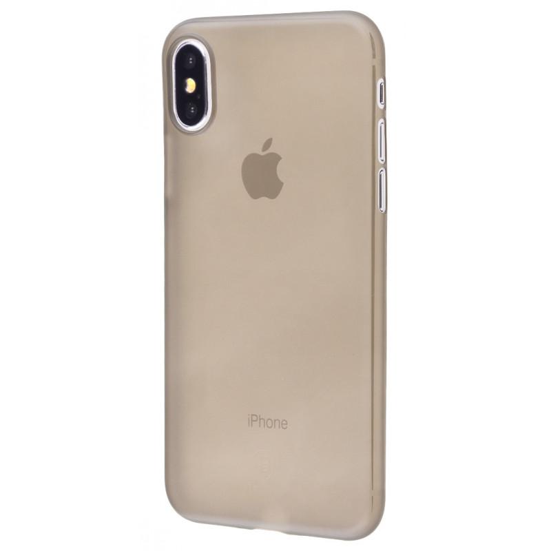 Baseus Wing Case ultra slim (PC) iPhone X/Xs - Купить в Украине за 165 грн