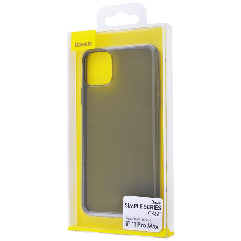 Baseus Simple (TPU) iPhone 11 Pro Max - Купить в Украине за 199 грн - изображение №2