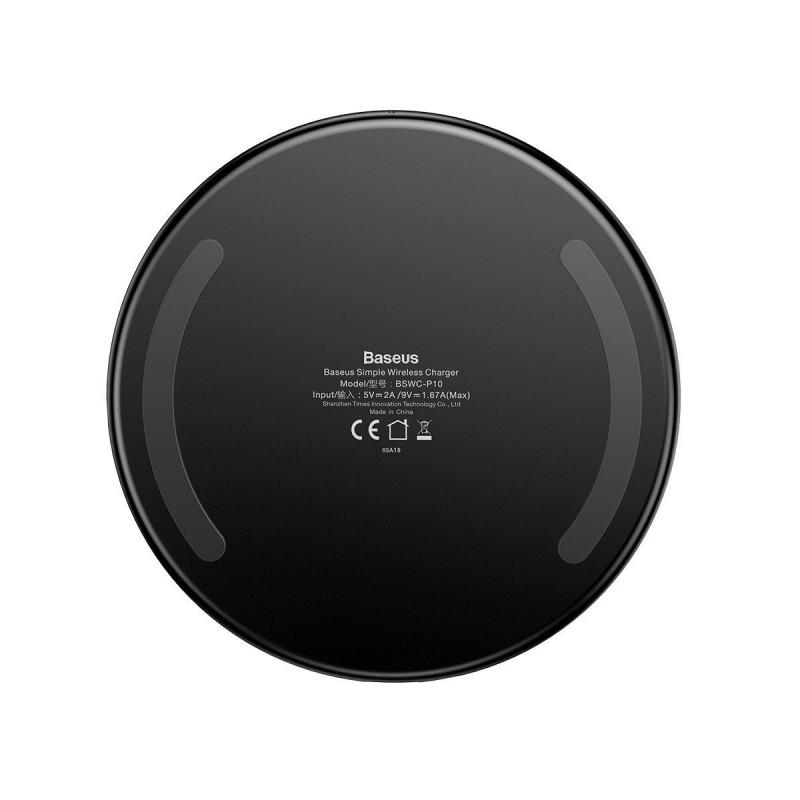 Беспроводное ЗУ Baseus Simple - Купить в Украине за 549 грн - изображение №6