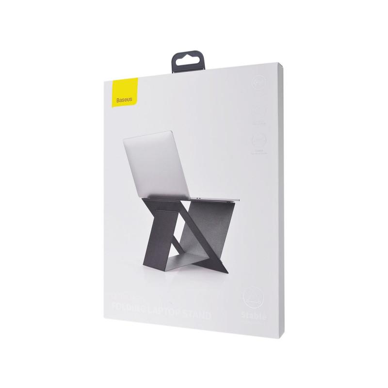 Подставка для ноутбука Baseus Ultra High Folding Stand - Купить в Украине за 1399 грн - изображение №2
